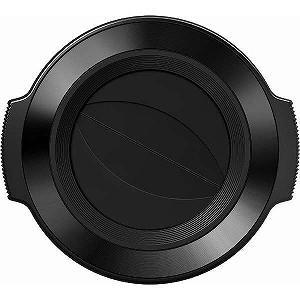 オリンパス 自動開閉レンズキャップ LC‐37C (ブラック...