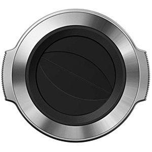 オリンパス 自動開閉レンズキャップ LC‐37C (シルバー...