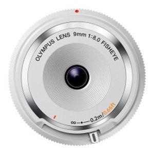 オリンパス フィッシュアイボディーキャップレンズ(9mm F...