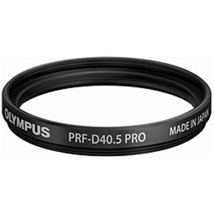 オリンパス プロテクトフィルター PRF‐D40.5 PRO...