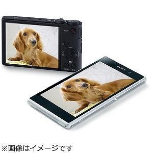 ソニー SONY デジタルスチルカメラ「Cyber−shot」 DSC−WX350/W (ホワイト) y-kojima 03