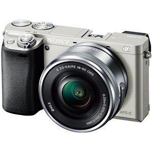 ソニー SONY ミラーレス一眼カメラ「α6000」パワーズームレンズキット ILCE−6000L/...