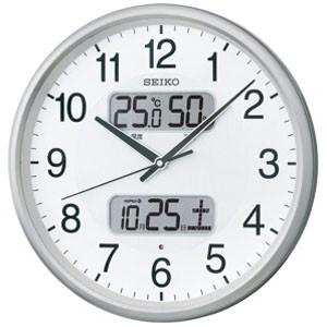 セイコー 電波掛け時計 KX383Sの関連商品1
