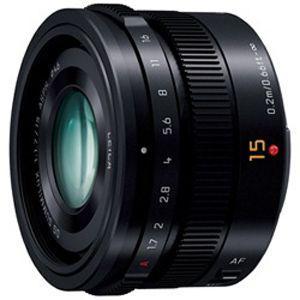 パナソニック Panasonic LEICA DG SUMMILUX 15mm/F1.7 ASPH....