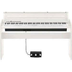 KORG 電子ピアノ DIGITAL PIANO (88鍵盤/ホワイト) LP‐180WH (標準設置無料)