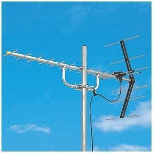 マスプロ UHFアンテナ 14素子 シールド型 U146