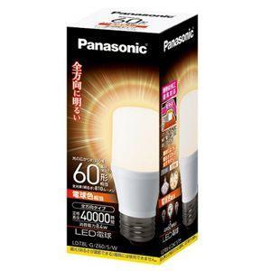 パナソニック LED電球(電球色/口金E26)「一般電球タイプ」 LDT8LGZ60SW|y-kojima