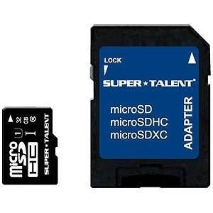 HGST 32GB・UHS Speed Class1(Class10)対応microSDHCカード ST32MSU1P