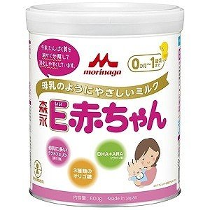 森永製菓 E赤ちゃん 大缶800g Eアカチャ...の関連商品1