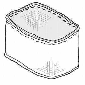 パナソニック 加湿器用交換フィルター FE‐ZKE07|y-kojima