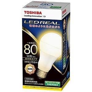 東芝 LED電球(電球色・口金E26)「一般電球タイプ」 LDA11L‐G/80W