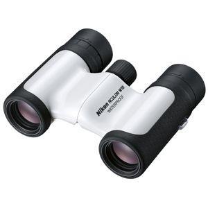 ニコン 10倍双眼鏡 「アキュロン W10(ACULON W10)」 10×21 (ホワイト)|y-kojima