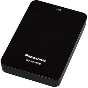 パナソニック Panasonic VIERA・DIGA専用1TB USBハードディスク DY‐HD1000 (ブラック)
