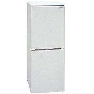 アビテラックス 2ドア冷蔵庫(143L・右開き) AR‐150E‐W (ホワイトストライプ)(標準設...