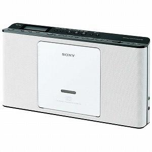 ソニー CDラジオ ZS−E80WC (ホワイト)|y-kojima