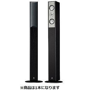 YAMAHA フロアスタンディングスピーカー「1本」 NS‐F210‐B (ブラック)