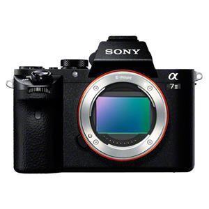 ソニー SONY デジタル一眼カメラ α7II「ボディ(レンズ別売)」 ILCE‐7M2