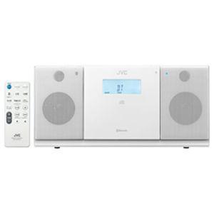JVC・ビクター CDラジオ(ラジオ+CD) 「ワイドFM対応」 NXPB30W (ホワイト)|y-kojima