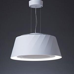 富士工業 リモコン付LEDダイニングライト 「クーキレイ」(昼白色/電球色)・調色 C‐BE511‐W(ホワイト)|y-kojima