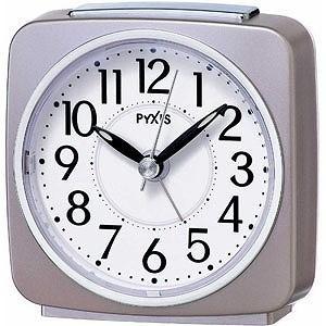 セイコー 目覚まし時計 NR440P (薄ピンク色)の関連商品1