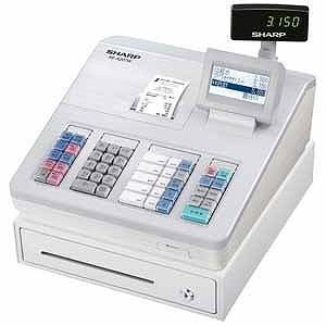シャープ 電子レジスター XE-A207W-W...の関連商品7