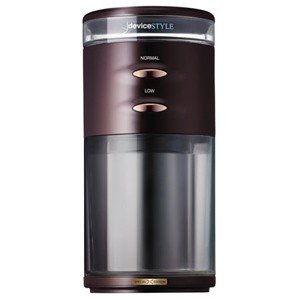 デバイスタイル コーヒーグラインダー 「GA‐1X Special Edition」 GA1X‐BR ブラウン の商品画像|ナビ