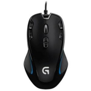 ロジクール 有線光学式ゲーミングマウス「USB 2.05m・Win」(9ボタン) G300s|y-kojima