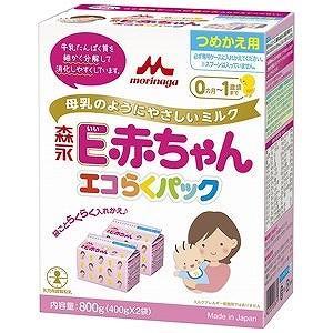 森永製菓 森永E赤ちゃんエコらくパック 替え ...の関連商品8