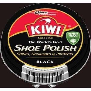 ジョンソン 「キィウイ」油性靴クリーム ブラック 45ml KIWIユセイクツクリームクロ45ML