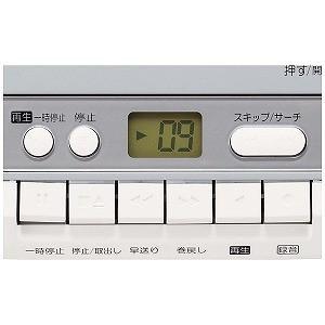 東芝 「ワイドFM対応」ラジカセ(ラジオ+CD...の詳細画像1