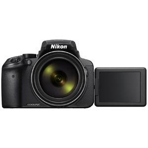 ニコン コンパクトデジタルカメラ COOLPIX P900 P900BK|y-kojima