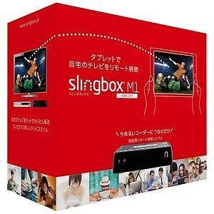 SLINGMEDIA Full HDインターネット映像転送システム(Slingbox M1 HDMIセット) SMSBM1H121|y-kojima