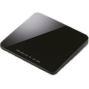エレコム 無線LANモバイルルータ Wi−Fi 433Mbp...