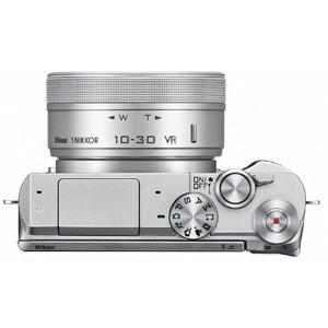 ニコン ミラーレス一眼カメラ Nikon 1 J5 ダブルレンズキット J5WLKSL(シルバー) y-kojima 03