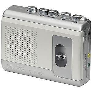 エルパ カセットテープレコーダー CTR300の商品画像