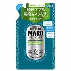 ストーリア 「MARO」薬用デオスカルプシャンプー つめかえ用(400ml) MAROヤクヨウデオス...