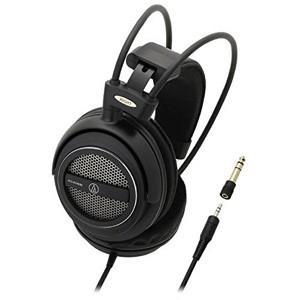 オーディオテクニカ エアーダイナミックヘッドホン ATH‐AVA500