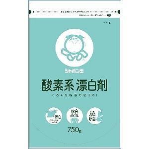 シャボン玉 シャボン玉 酸素系漂白剤 750g シャボンサンソヒョウハク(750