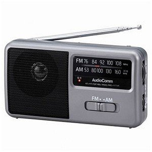 オーム電機 (ワイドFM対応)FM/AM 携帯...の関連商品3