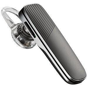 プラントロニクス スマートフォン対応「Bluetooth4.1」片耳ヘッドセット USB充電ケーブル付 EXplorer 500 (グレー)|y-kojima