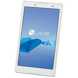 NEC Androidタブレット「8型ワイド・ストレージ 16GB」LAVIE Tab E PC‐TE508BAW
