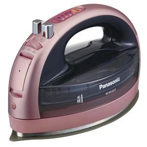 パナソニック コードレススチームアイロン NI‐WL603‐P (ピンク)