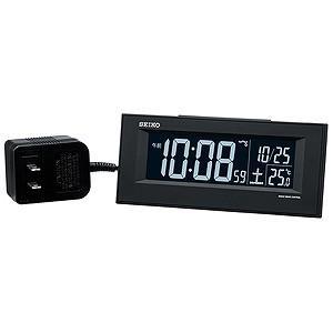 セイコー 電波目覚まし時計 DL209K