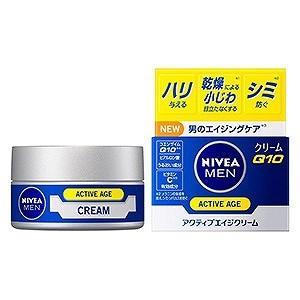 花王 NIVEA(ニベア) フォーメン アクティブエイジクリーム(50g)