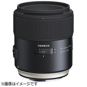 タムロン SP 45mm F/1.8 Di VC USD キヤノンEFマウント  F013E