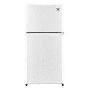 ハイアール 2ドア冷蔵庫(106L・右開き) JR‐N106K(W) (ホワイト)【標準設置無料】