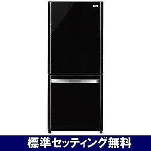 ハイアール 2ドア冷蔵庫(138L・右開き) JR−NF140K−K (ブラック)【標準設置無料】