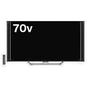 シャープ 70V型4K対応液晶テレビ「AQUOS」 LC‐70XG35【標準設置無料】
