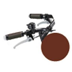 ブリヂストン 子供用自転車用ハンドルグリップ(ブラウン/2個入り)F170402 HG−BIKK b...