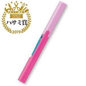 プラス [はさみ] フィットカットカーブ Twiggy(ツイッギー) SC−130P ピンク